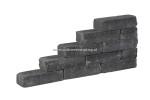 Pilestone Line Coal 40x15x10 cm