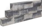 Linea Block Strak 15x15x30 cm Gothic (R)