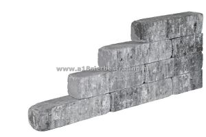 Blockstone Small 12x12x60 cm Gothic