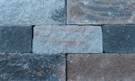 Wallblock split 12x15x60 cm Texels Bont