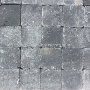 Tumbelton Extra 20x20x6 cm Coal