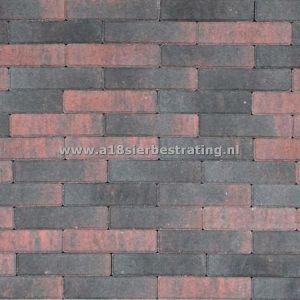 Tremico 5x20x6 cm Rood/Zwart