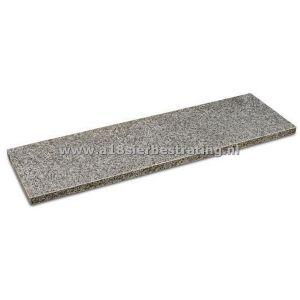 Black Basalt gevlamd 3x20x100 cm