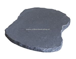 Flagstone Stapstenen Black Beauty