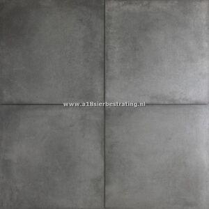 Keramische tegel Concrete Look Dark Grey 2.0 60x60x2 cm