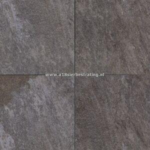 Keramische tegel Quartz Grey 60x60x2 cm