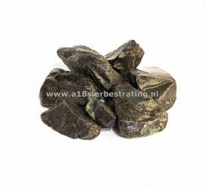 Basalt Antraciet 60-160Mm 500 kg