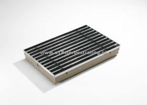 Schoonloperonderbak polymeer 100x50x8cm