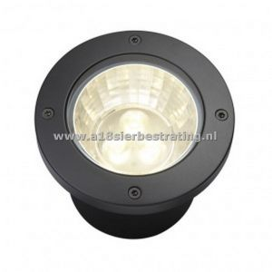 Nero Alu charc.grey  96mm/128mm 12v/5w