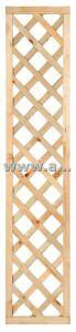 Eindhoven trellis bovenbouw/hek 40x180cm