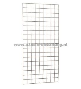 Draad gaaspaneel verzinkt stekloos 180x90cm 0,4x10x10cm