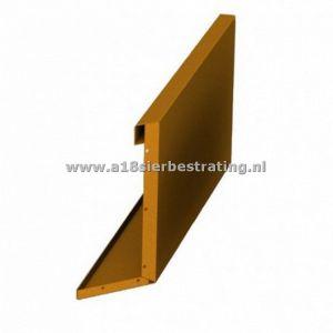 Module+ 60x42 cm Uitwendig hoekpaneel Links